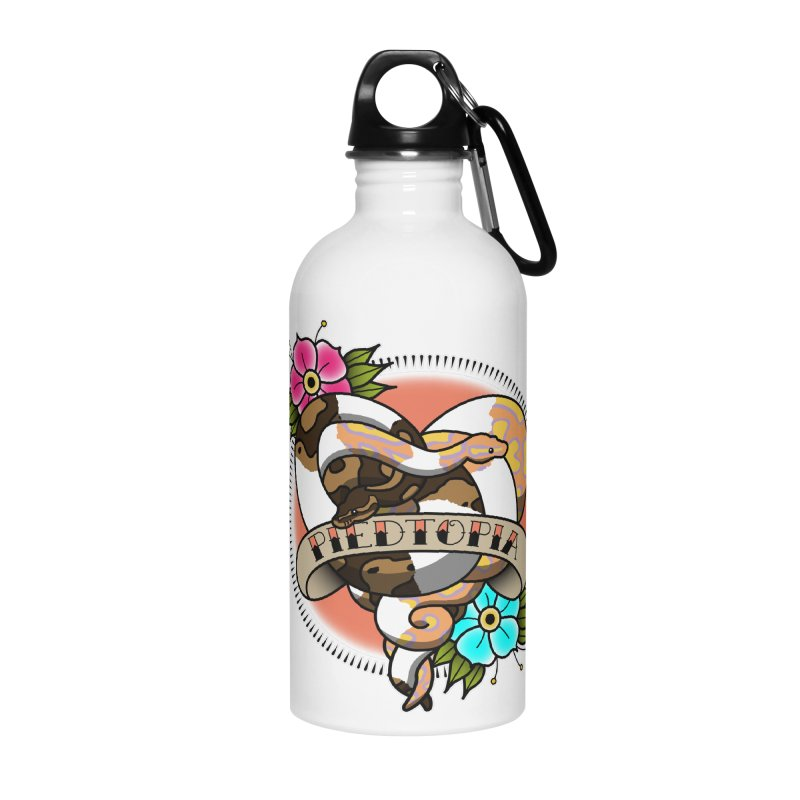 Piedtopia Accessories Water Bottle by Drawn to Scales