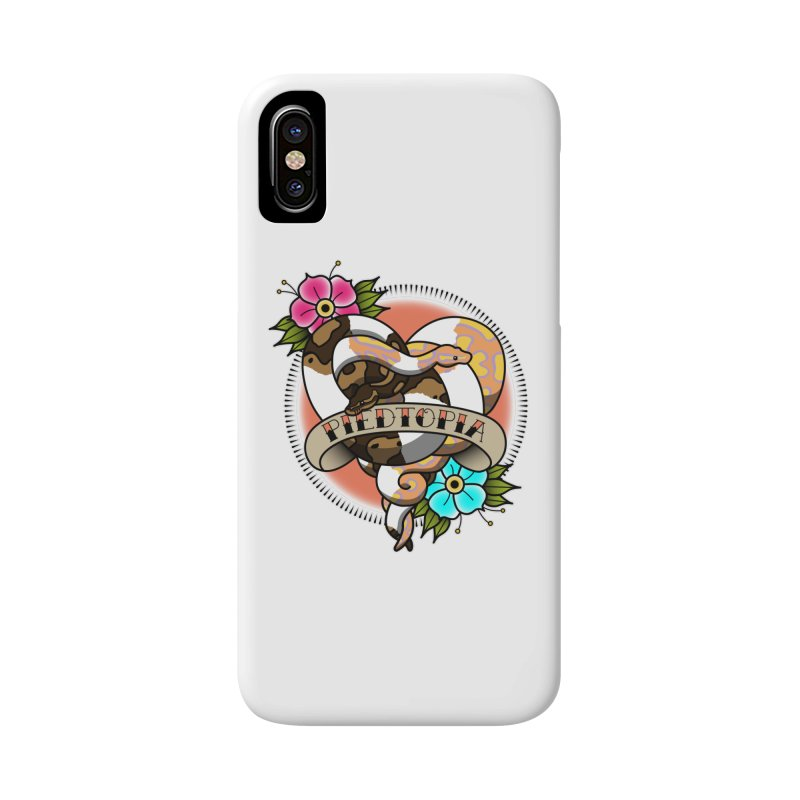 Piedtopia Accessories Phone Case by Drawn to Scales