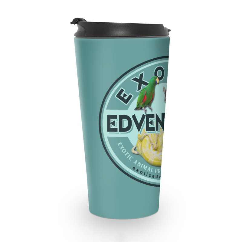 Exotic Adventures Accessories Mug by Drawn to Scales