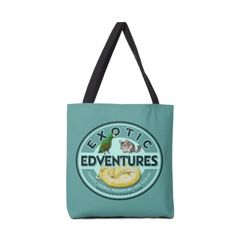 Exotic Adventures Accessories Tote Bag Bag by Drawn to Scales