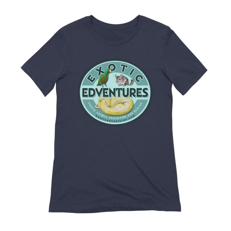 Exotic Adventures Women's Extra Soft T-Shirt by Drawn to Scales