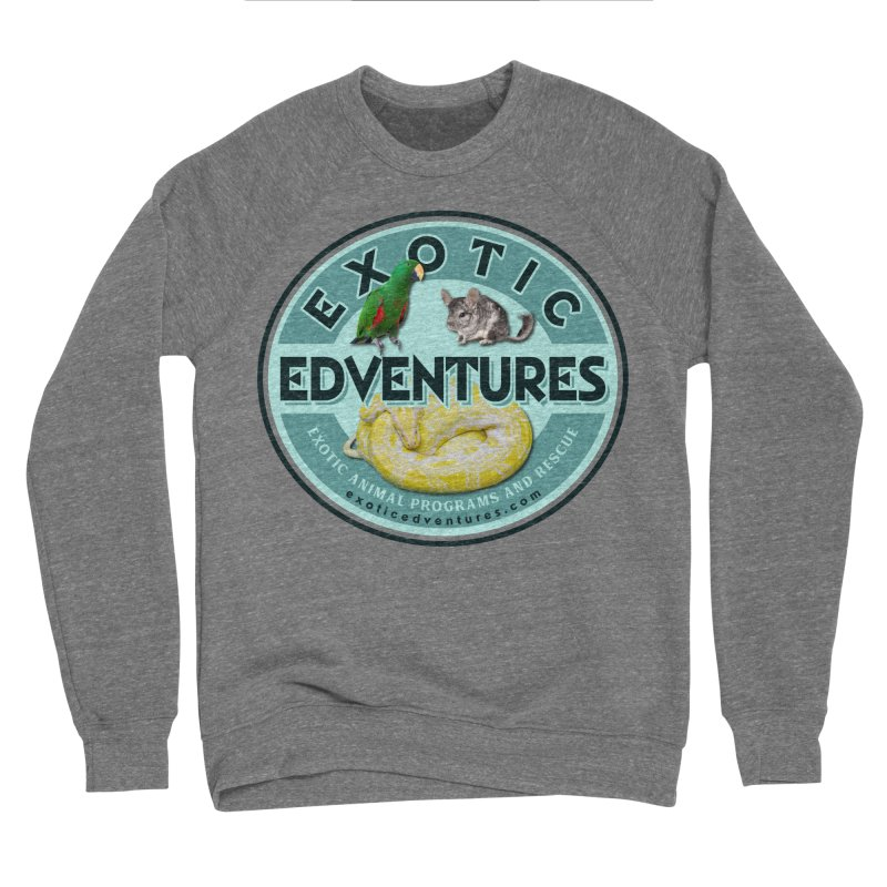 Exotic Adventures Women's Sponge Fleece Sweatshirt by Drawn to Scales
