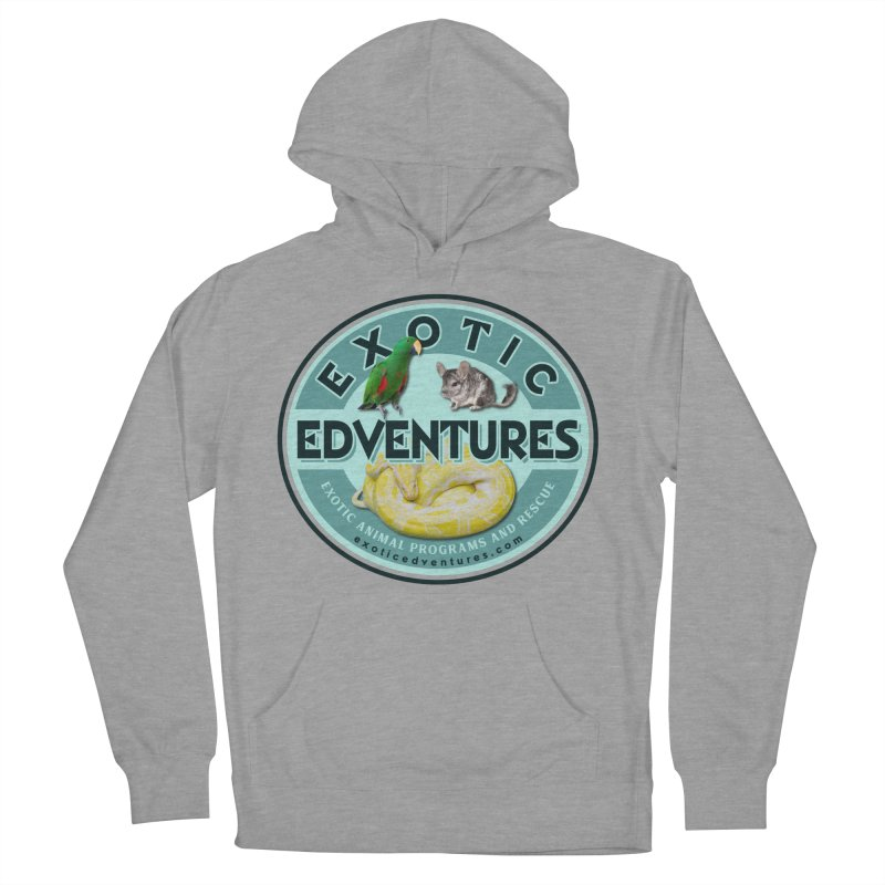 Exotic Adventures Women's Pullover Hoody by Drawn to Scales