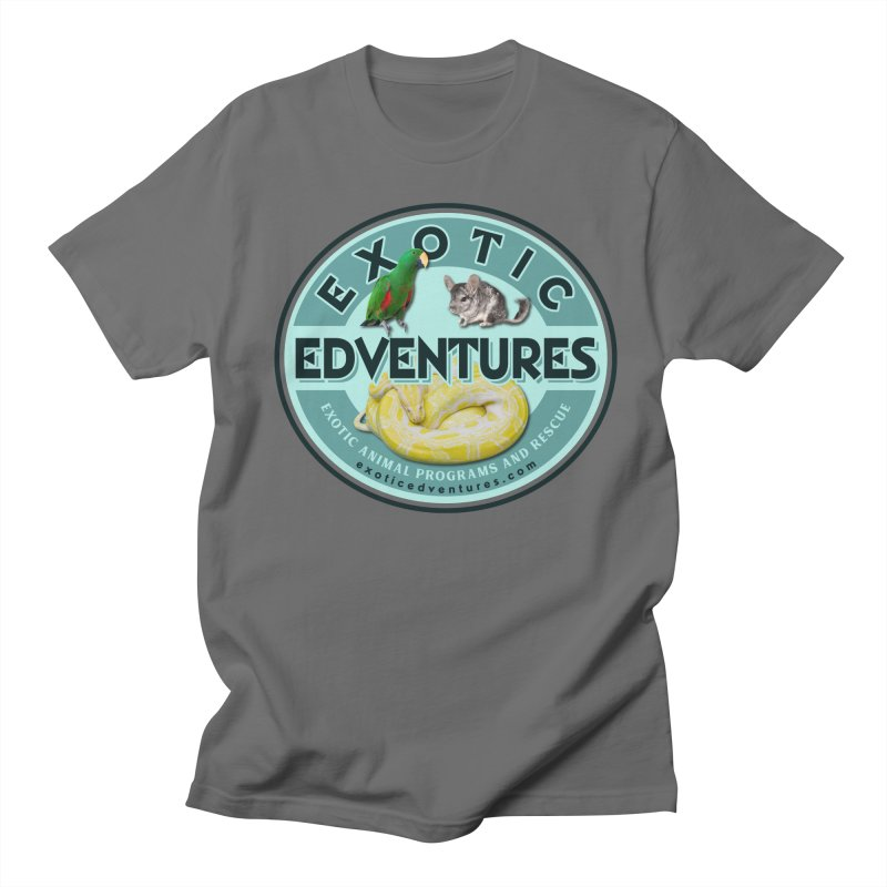 Exotic Adventures Men's T-Shirt by Drawn to Scales