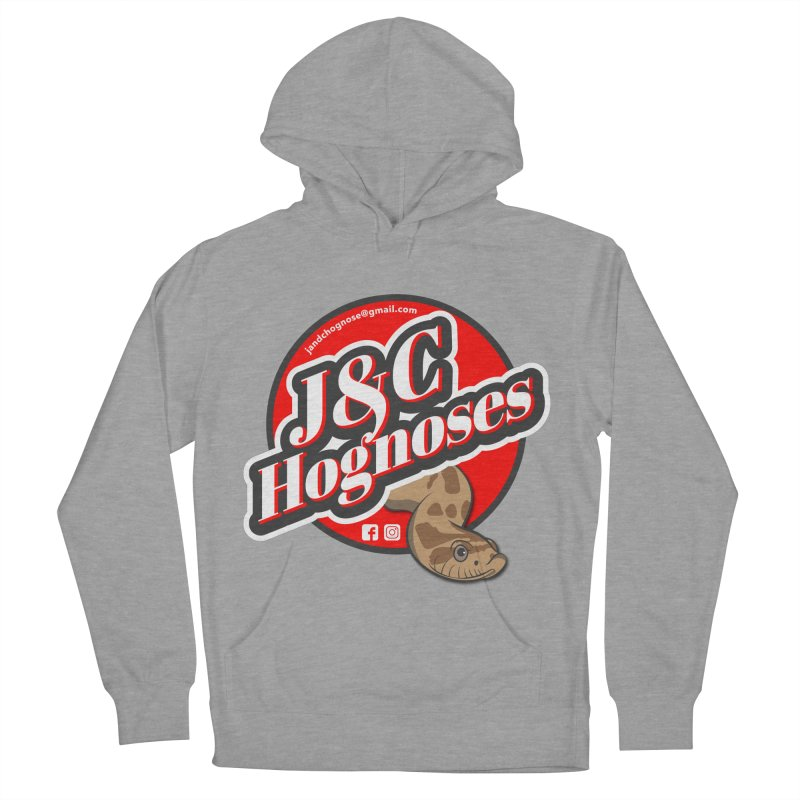J&C Hognose Women's Pullover Hoody by Drawn to Scales