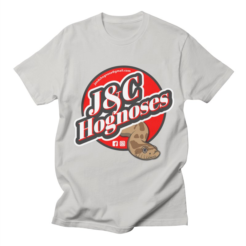 J&C Hognose Women's Regular Unisex T-Shirt by Drawn to Scales