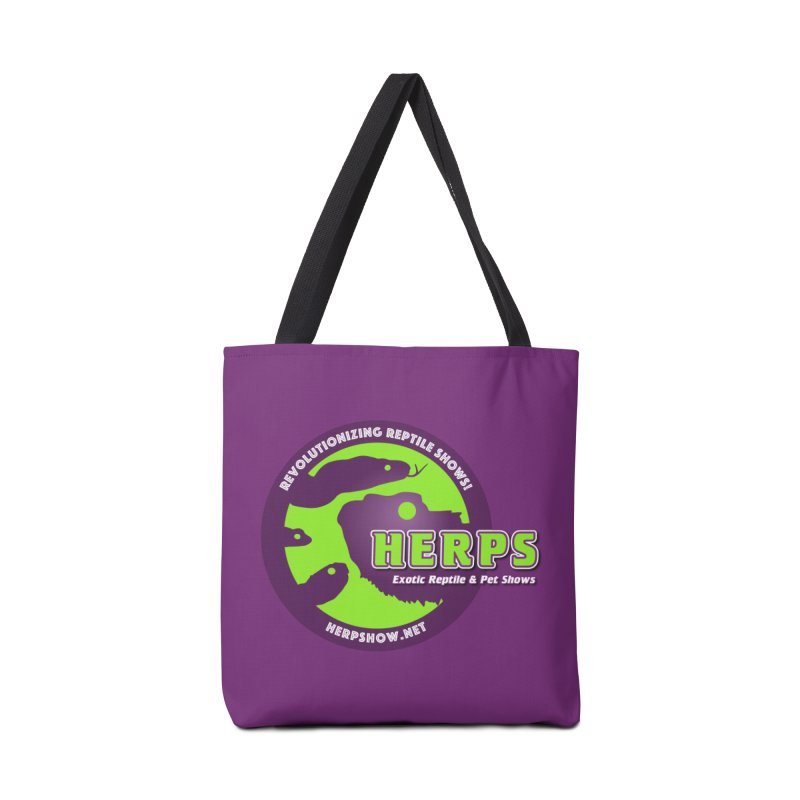 HERPS Accessories Bag by Drawn to Scales