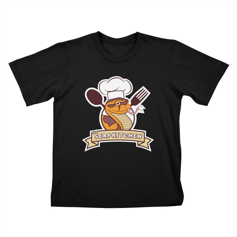 The SerpKitchen Kids T-Shirt by Drawn to Scales