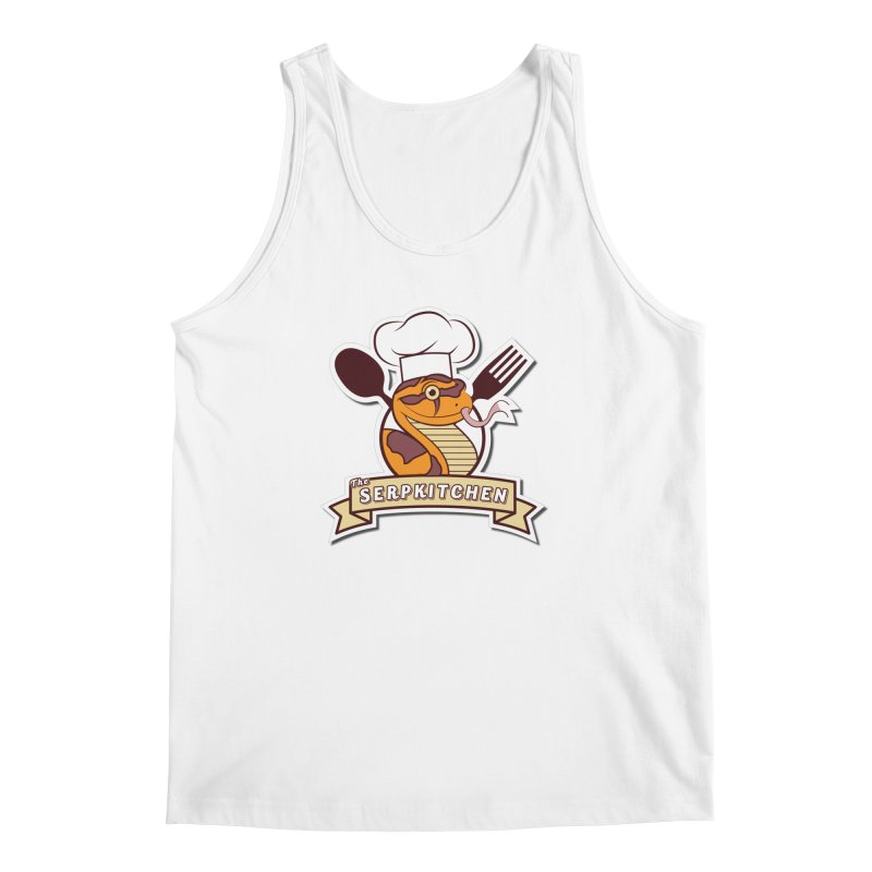 The SerpKitchen Men's Regular Tank by Drawn to Scales