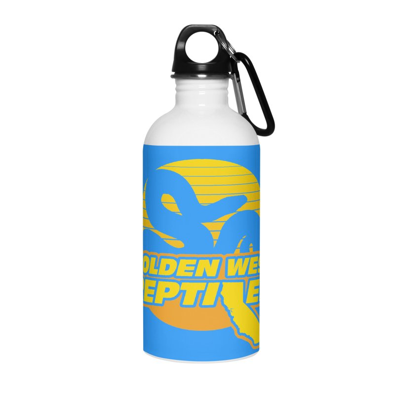 Golden West Reptiles Accessories Water Bottle by Drawn to Scales