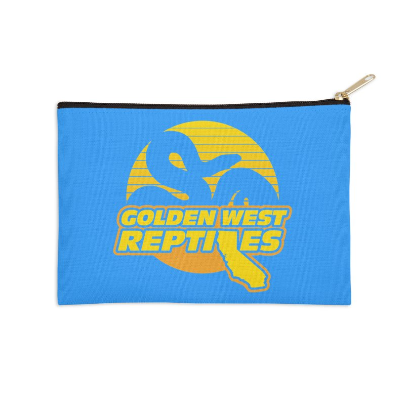 Golden West Reptiles Accessories Zip Pouch by Drawn to Scales