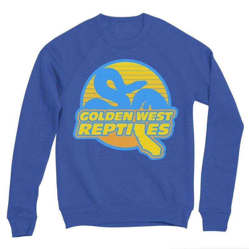 Golden West Reptiles Women's Sponge Fleece Sweatshirt by Drawn to Scales
