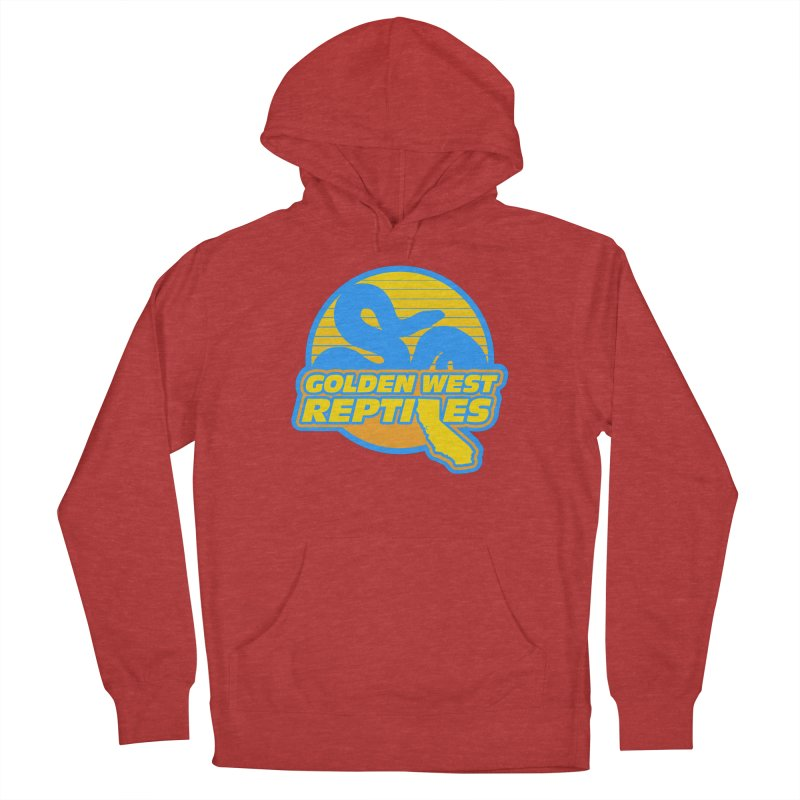 Golden West Reptiles Women's Pullover Hoody by Drawn to Scales