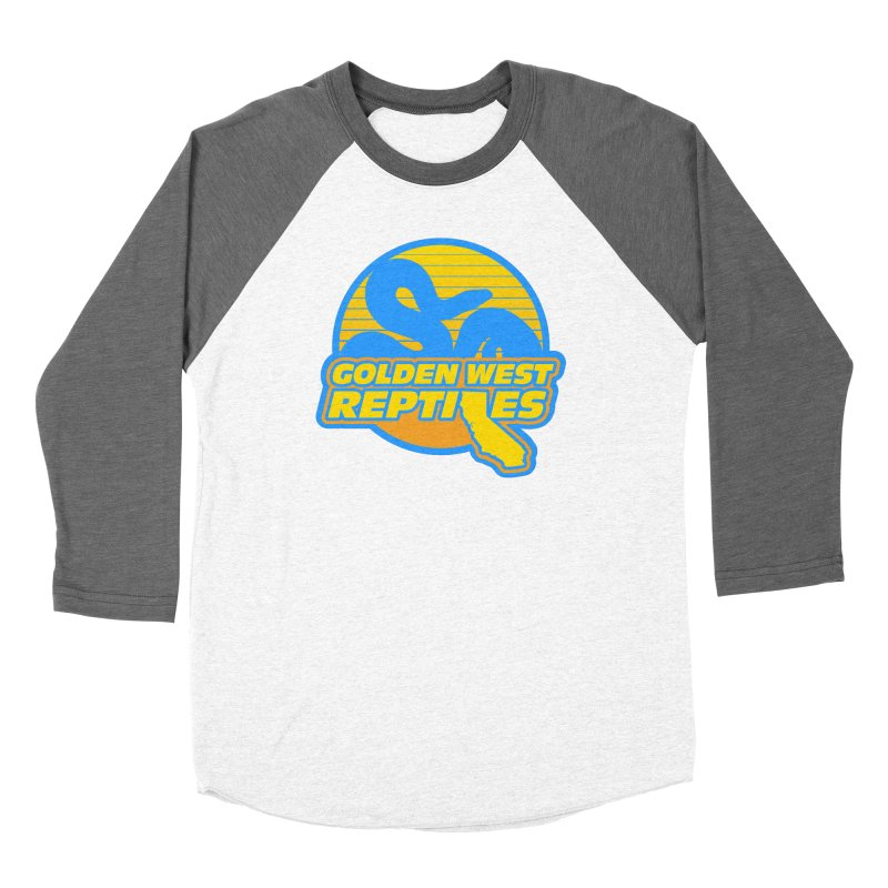 Golden West Reptiles Women's Longsleeve T-Shirt by Drawn to Scales
