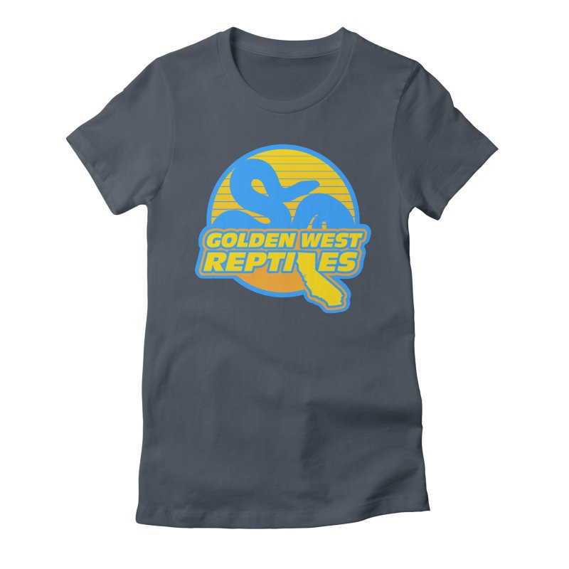 Golden West Reptiles Women's T-Shirt by Drawn to Scales
