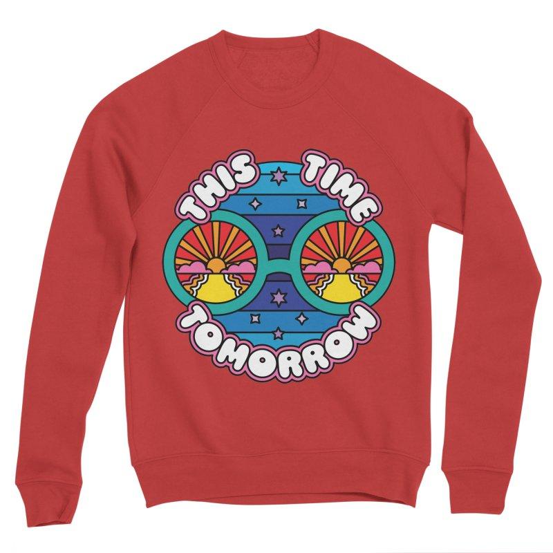 This Time Tomorrow Men's Sweatshirt by Draw! Pilgrim