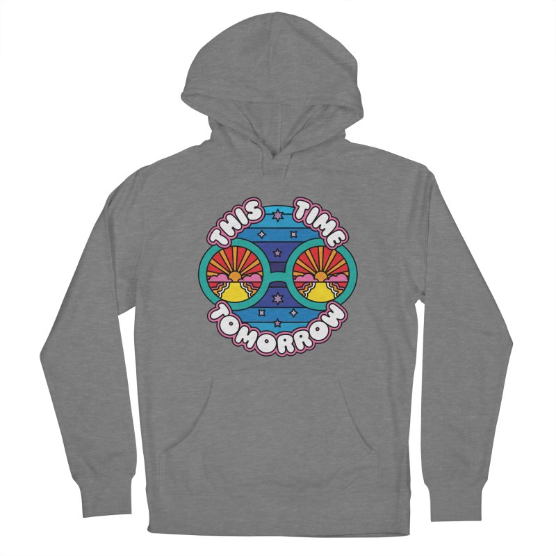 This Time Tomorrow Women's Pullover Hoody by Draw! Pilgrim