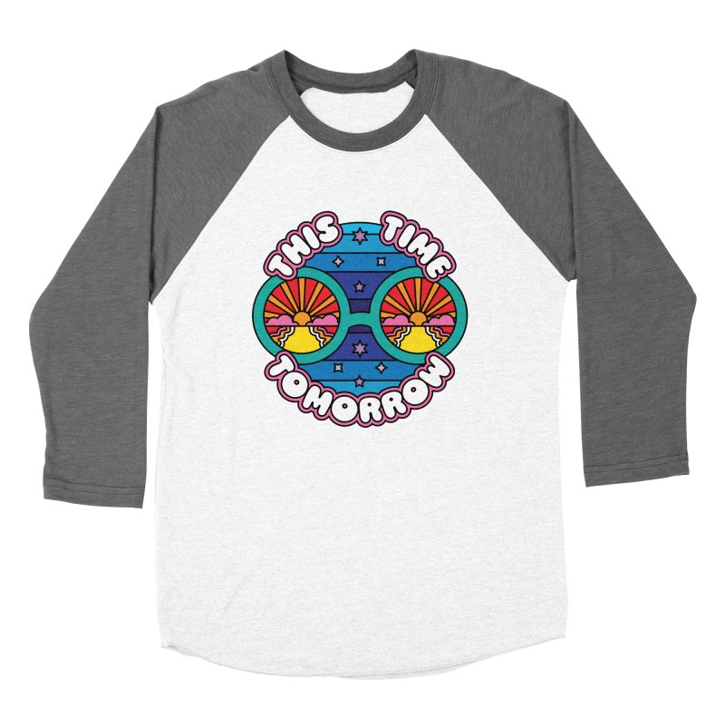 This Time Tomorrow Women's Longsleeve T-Shirt by Draw! Pilgrim