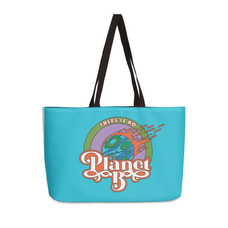 There Is No Planet B Accessories Bag by Draw! Pilgrim