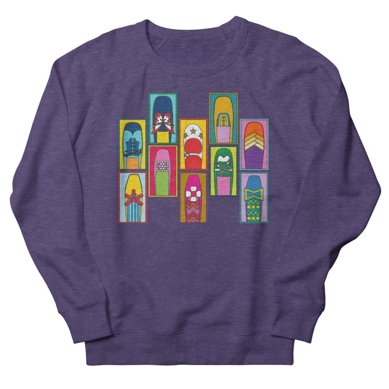 Vintage Shoes Women's Sweatshirt by Draw! Pilgrim