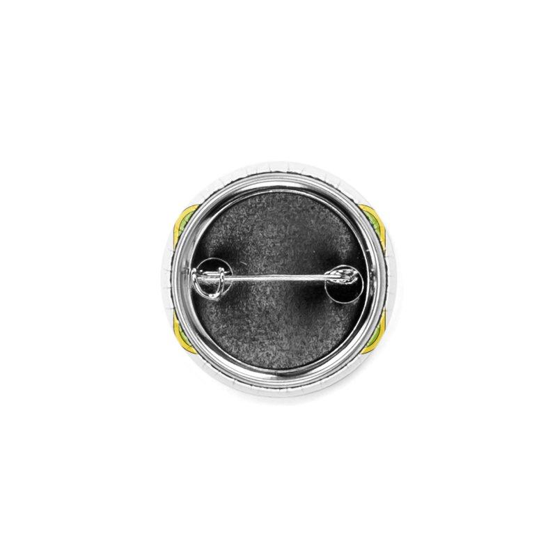 Aquarius Accessories Button by Draw! Pilgrim