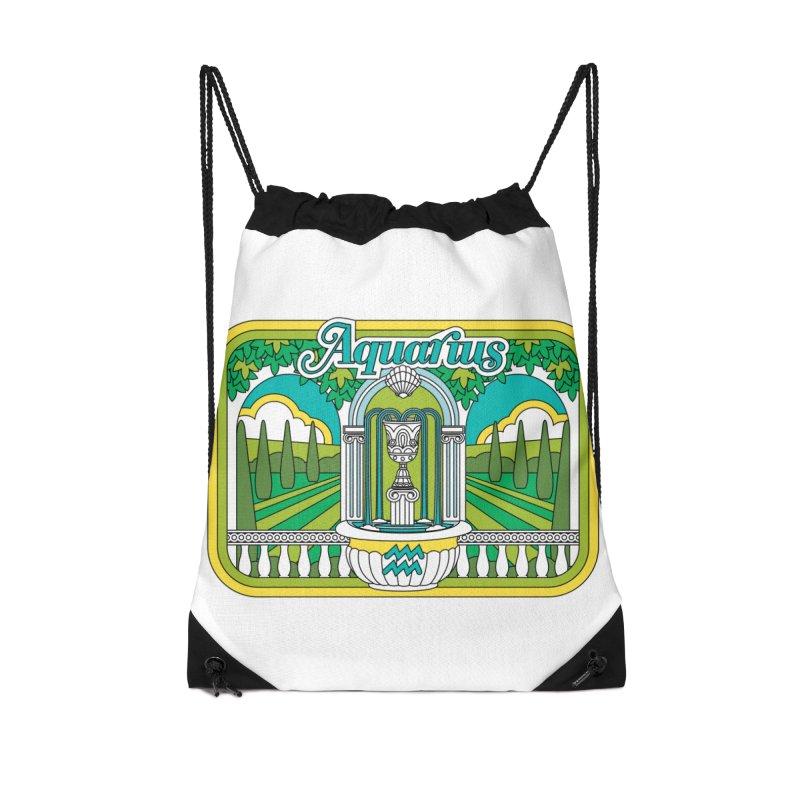 Aquarius Accessories Bag by Draw! Pilgrim