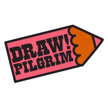 Draw! Pilgrim Logo