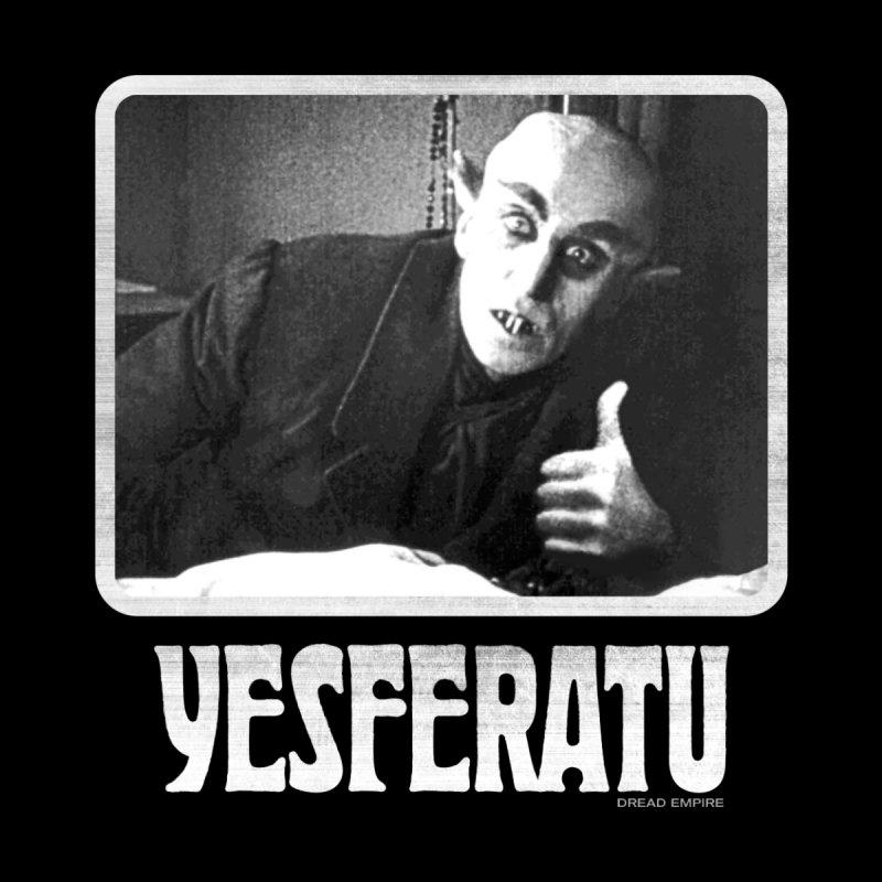 Yesferatu Men's T-Shirt by Dread Empire