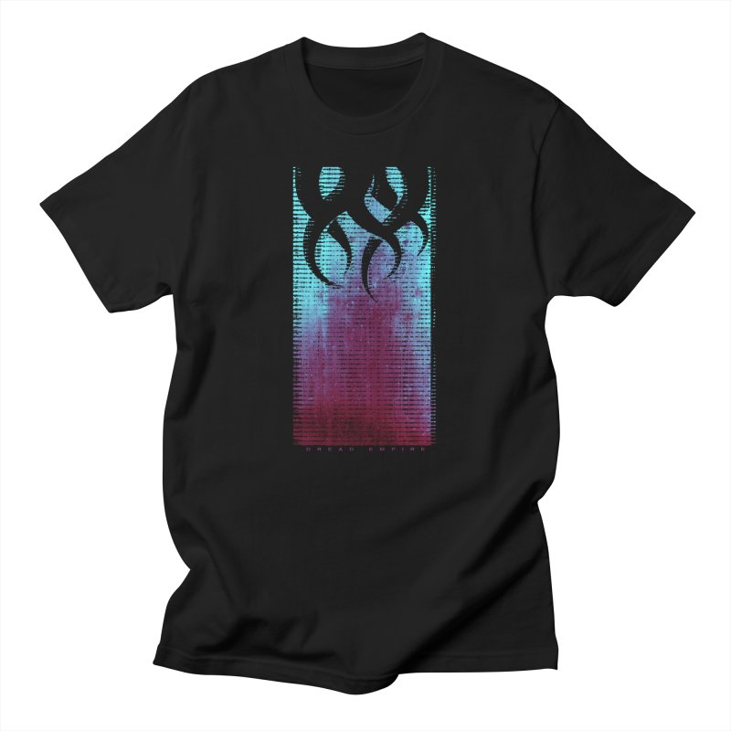Welcome Invader (Teal) Men's T-Shirt by Dread Empire