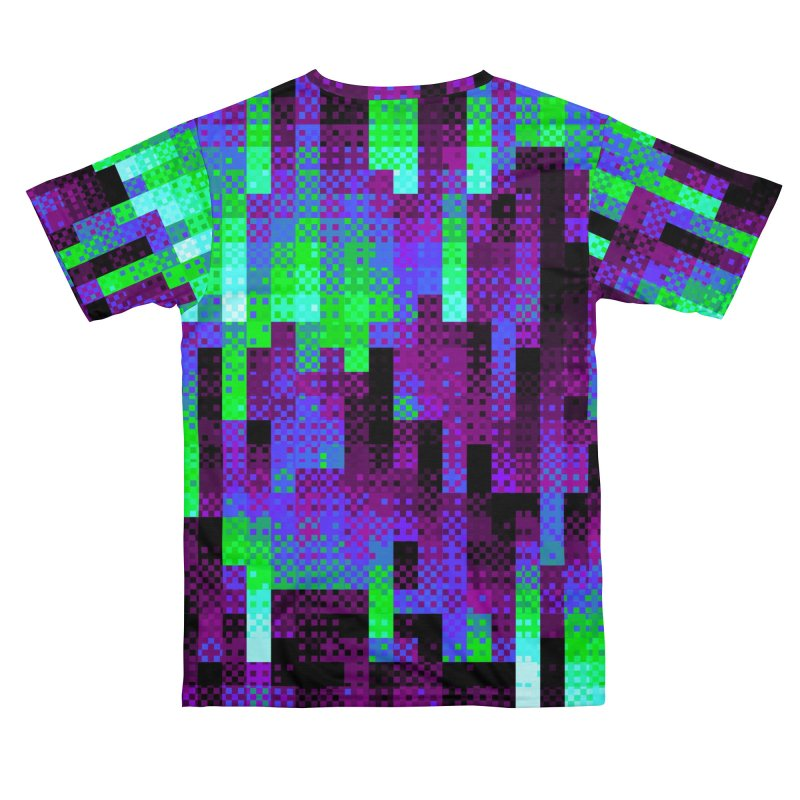 Pixl8 (Cyber) Men's Cut & Sew by Dread Empire