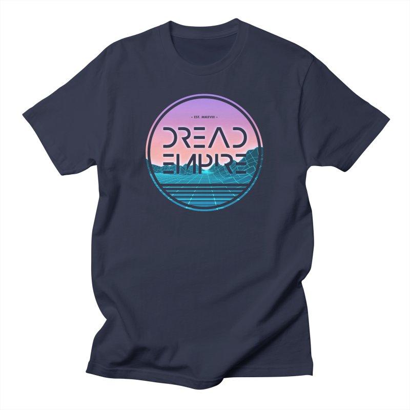 Circletron Virtua Men's T-Shirt by Dread Empire