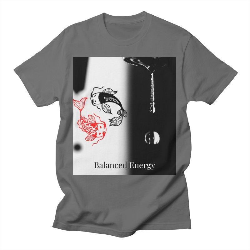 Balanced Energy! Men's T-Shirt by Dream BOLD Network Shop