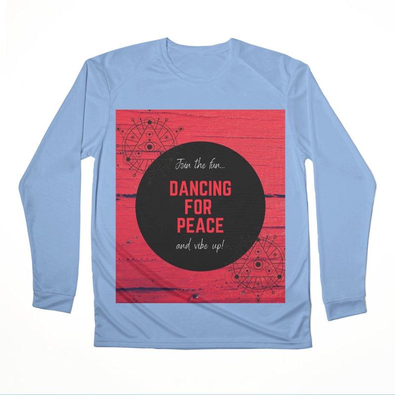 Sacred Dancing Men's Longsleeve T-Shirt by Dream BOLD Network Shop