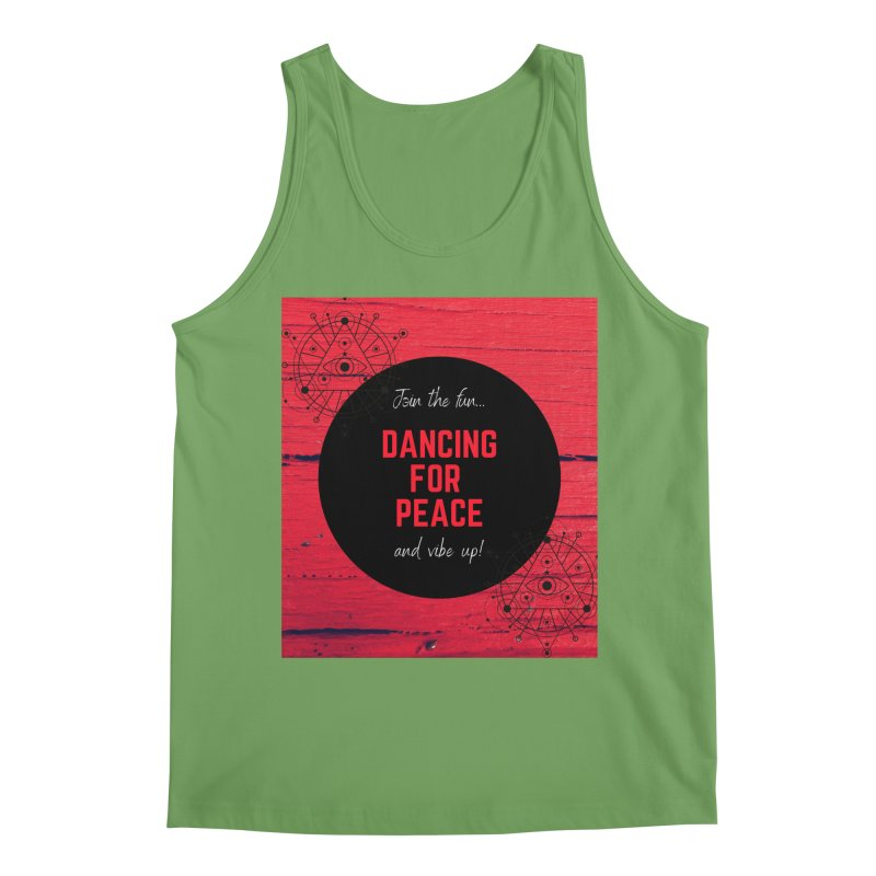Sacred Dancing Men's Tank by Dream BOLD Network Shop