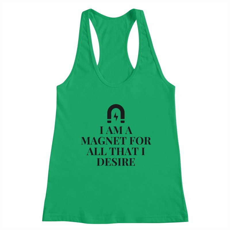 Magnetize Desires Women's Tank by Dream BOLD Network Shop