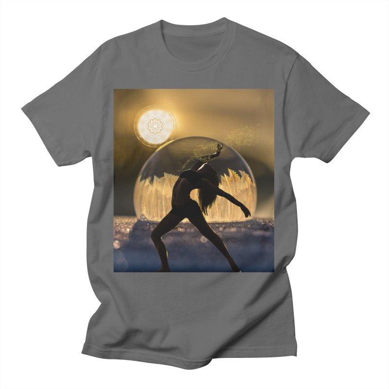 Sacred Goddess Men's T-Shirt by Dream BOLD Network Shop