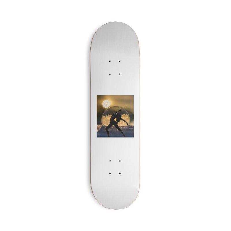 Sacred Goddess Accessories Skateboard by Dream BOLD Network Shop