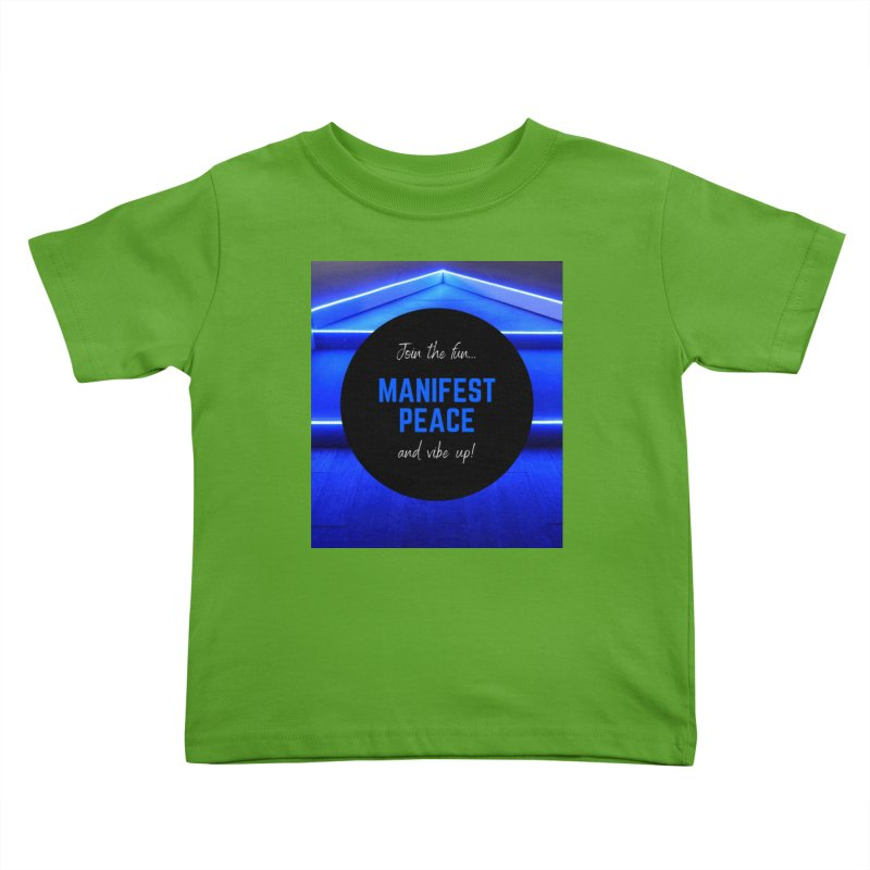 Join the Movement Kids Toddler T-Shirt by Dream BOLD Network Shop