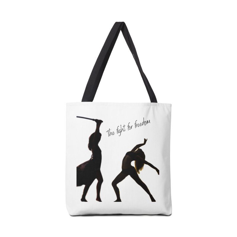 The Fight for Freedom Accessories Bag by Dream BOLD Network Shop