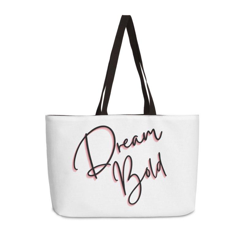 Dream Bold Accessories Bag by Dream BOLD Network Shop