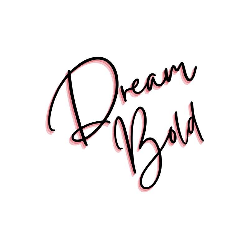 Dream Bold Home Throw Pillow by Dream BOLD Network Shop