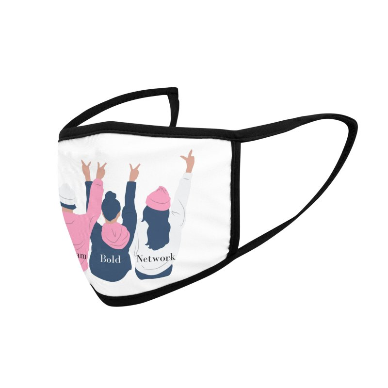 Dream Bold Ladies Accessories Face Mask by Dream BOLD Network Shop