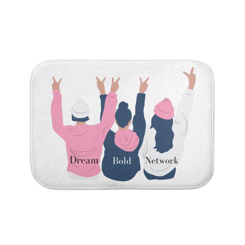 Dream Bold Ladies Home Bath Mat by Dream BOLD Network Shop