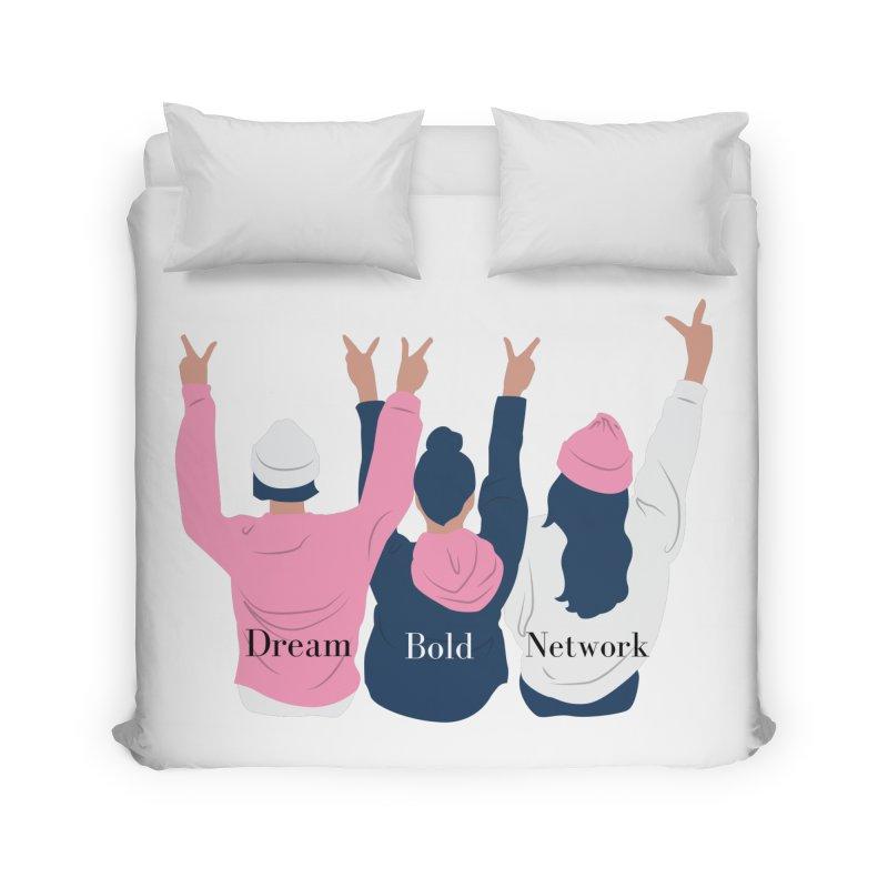 Dream Bold Ladies Home Duvet by Dream BOLD Network Shop