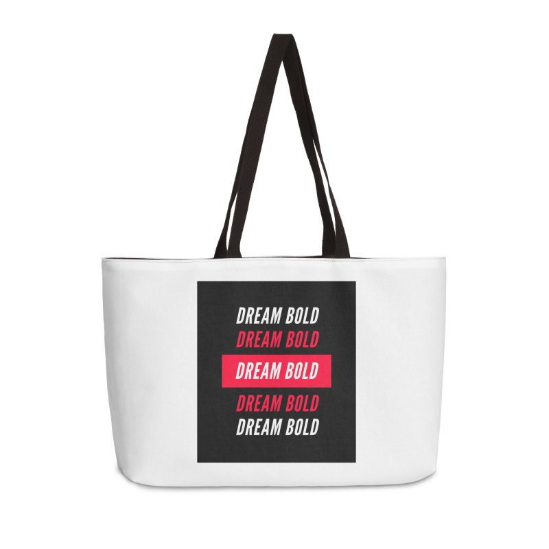 Go Bold! Accessories Bag by Dream BOLD Network Shop