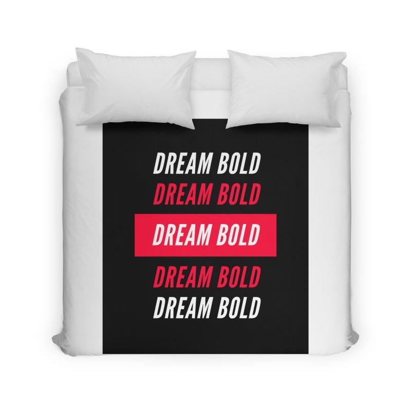 Go Bold! Home Duvet by Dream BOLD Network Shop