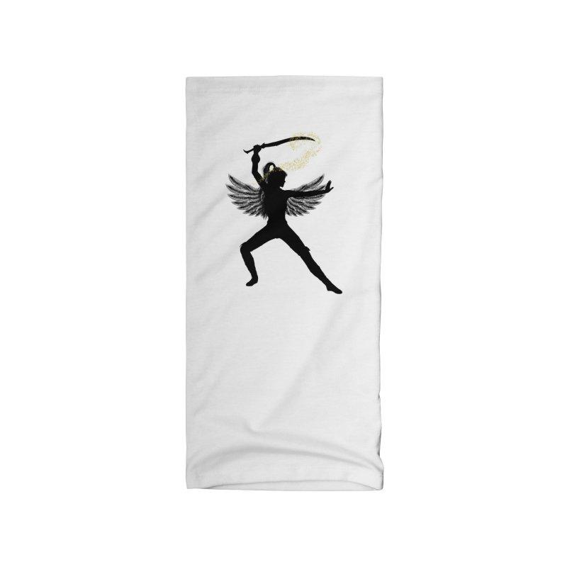 Female Warrior Accessories Neck Gaiter by Dream BOLD Network Shop