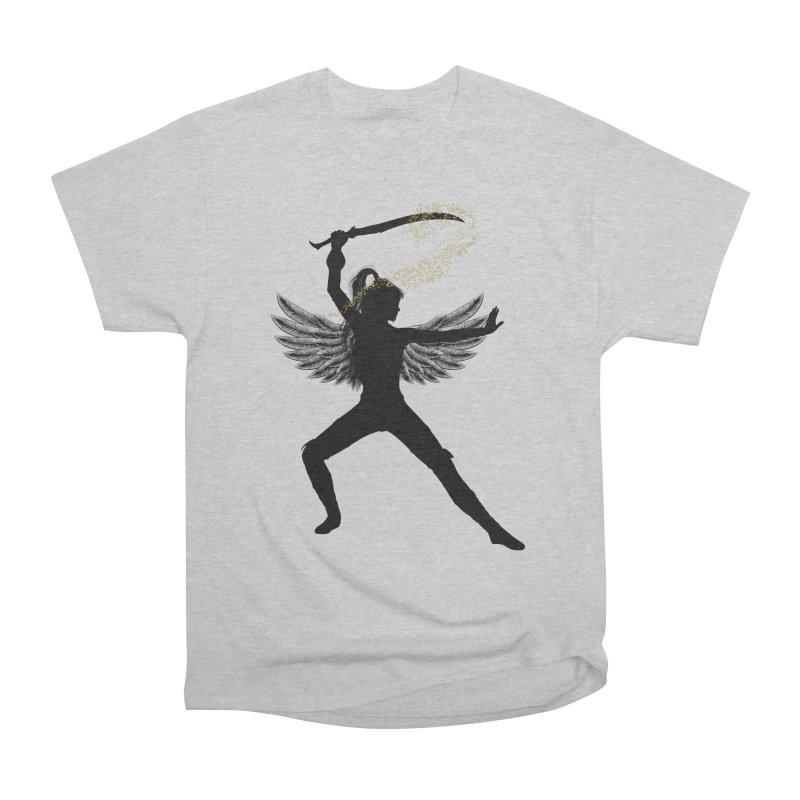 Female Warrior Men's T-Shirt by Dream BOLD Network Shop