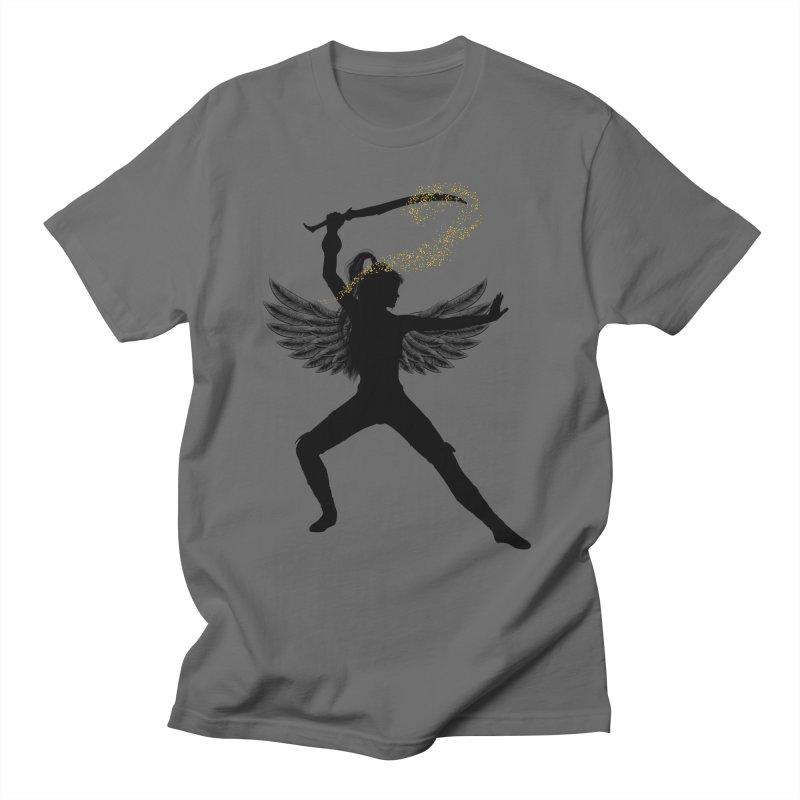Female Warrior Women's T-Shirt by Dream BOLD Network Shop