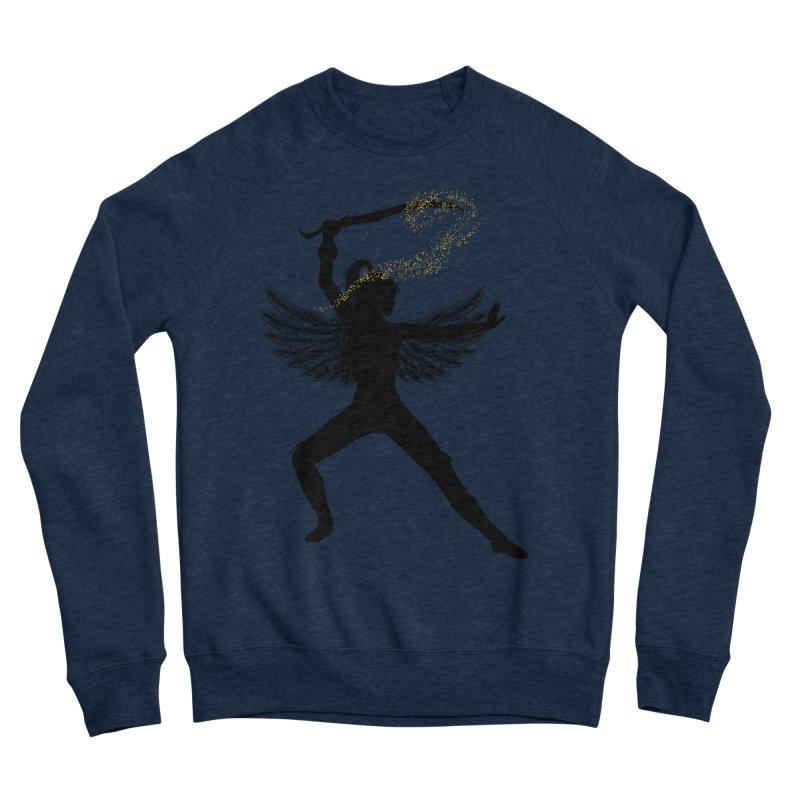 Female Warrior Men's Sweatshirt by Dream BOLD Network Shop